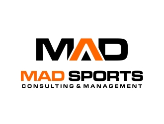 MAD Sports Consulting & Management  logo design concepts #7