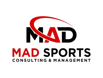 MAD Sports Consulting & Management  logo design concepts #8