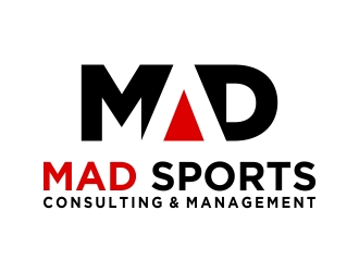 MAD Sports Consulting & Management  logo design concepts #10