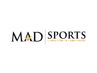 MAD Sports Consulting & Management  logo design concepts #12