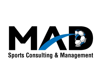 MAD Sports Consulting & Management  logo design concepts #14