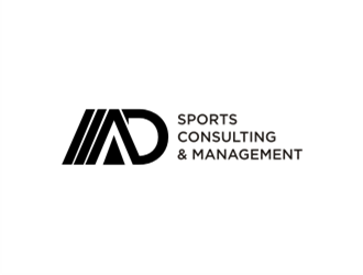 MAD Sports Consulting & Management  logo design concepts #15