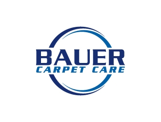BAUER CARPET CARE logo design concepts #2