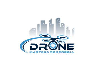 Drone Masters of Georgia logo design concepts #2