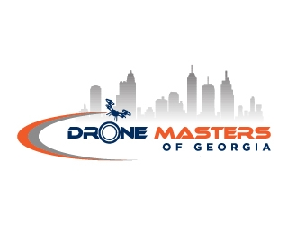 Drone Masters of Georgia logo design concepts #6
