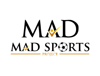 MAD Sports Consulting & Management  logo design concepts #1