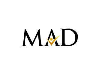 MAD Sports Consulting & Management  logo design concepts #3