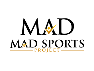 MAD Sports Consulting & Management  logo design concepts #4