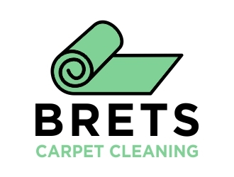 Brets Carpet Cleaning logo design concepts #6