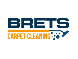 Brets Carpet Cleaning logo design concepts #8
