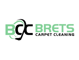 Brets Carpet Cleaning logo design concepts #13