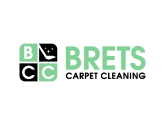 Brets Carpet Cleaning logo design concepts #14
