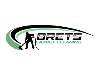 Brets Carpet Cleaning logo design concepts #15