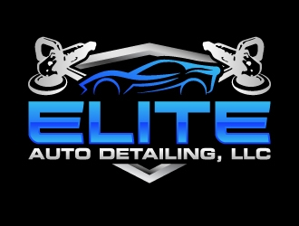 Elite Auto Detailing, LLC logo design concepts #2