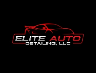 Elite Auto Detailing, LLC logo design concepts #6