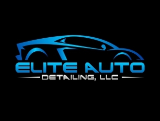 Elite Auto Detailing, LLC logo design concepts #8