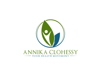 Annika Clohessy, Your Health Movement logo design concepts #9