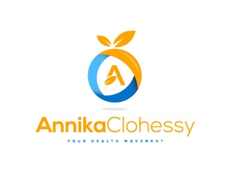 Annika Clohessy, Your Health Movement logo design concepts #16
