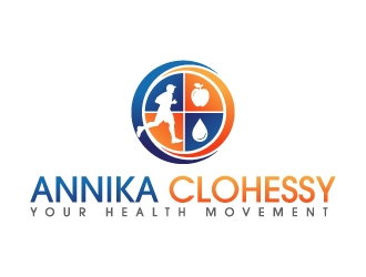 Annika Clohessy, Your Health Movement logo design concepts #18
