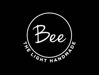 Bee the Light Handmade  logo design concepts #2