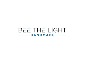 Bee the Light Handmade  logo design concepts #3