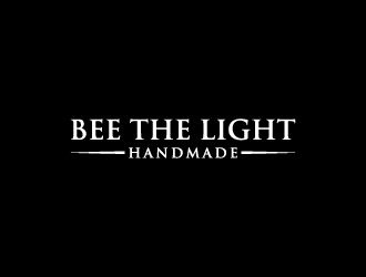 Bee the Light Handmade  logo design concepts #4