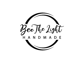 Bee the Light Handmade  logo design concepts #9
