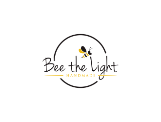 Bee the Light Handmade  logo design concepts #21