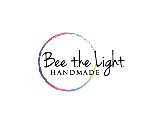Bee the Light Handmade  logo design concepts #25