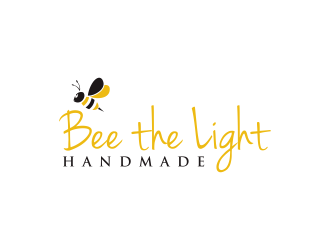 Bee the Light Handmade  logo design concepts #26