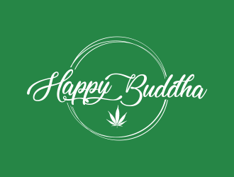 Happy Buddha Storefront logo design concepts #2