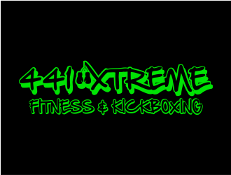 441 Xtreme Fitness & Kickboxing  logo design concepts #10