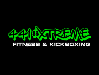 441 Xtreme Fitness & Kickboxing  logo design concepts #13