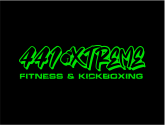 441 Xtreme Fitness & Kickboxing  logo design concepts #16