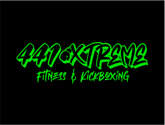 441 Xtreme Fitness & Kickboxing  logo design concepts #17
