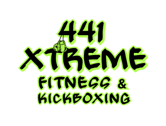 441 Xtreme Fitness & Kickboxing  logo design concepts #2