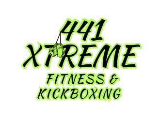441 Xtreme Fitness & Kickboxing  logo design concepts #4