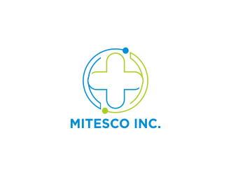 Mitesco inc. logo design concepts #2
