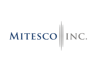 Mitesco inc. logo design