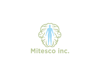 Mitesco inc. logo design concepts #4