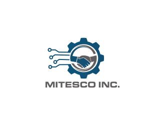 Mitesco inc. logo design concepts #9
