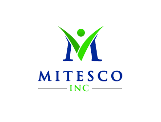Mitesco inc. logo design concepts #22