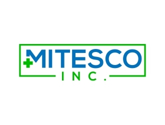 Mitesco inc. logo design concepts #25