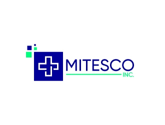 Mitesco inc. logo design concepts #36