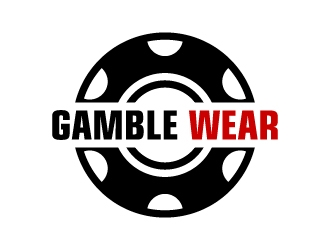 gamble wear logo design