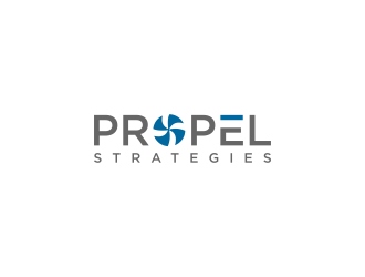 PROPEL Strategies logo design concepts #1