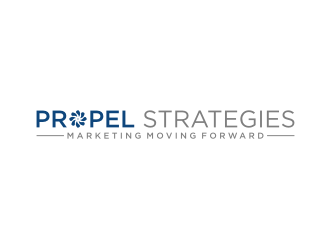 PROPEL Strategies logo design concepts #2