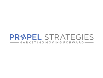 PROPEL Strategies logo design concepts #3