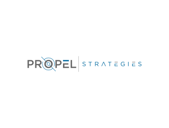 PROPEL Strategies logo design concepts #4