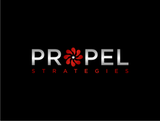 PROPEL Strategies logo design concepts #5